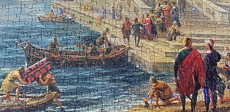 2021.09.13 1000pcs The Departure of the Queen of Sheba (8).jpg