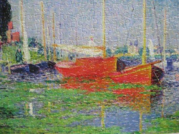 2010.10.17 500 pcs 莫內 - 亞嘉杜的紅帆船 (11).jpg