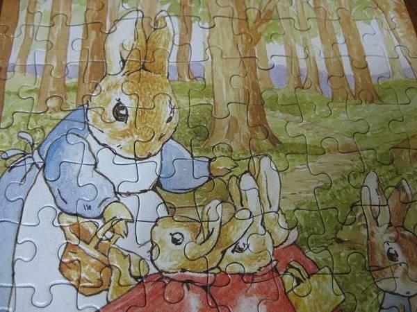 2011.04.09 108 pcs Peter Rabbit - Remember of Love愛的叮嚀 (9).jpg