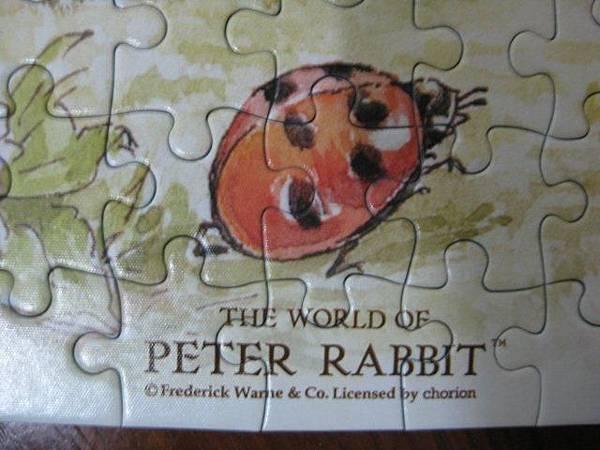 2011.04.09 108 pcs Peter Rabbit - Peter and Benjamin 比得與班傑明 (4).jpg