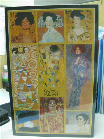 2010.08.10 1000 pcs Klimt - Ladies, Piatnik.JPG