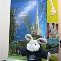 2009.03.08 春季英國教育展UEA Bunny.JPG