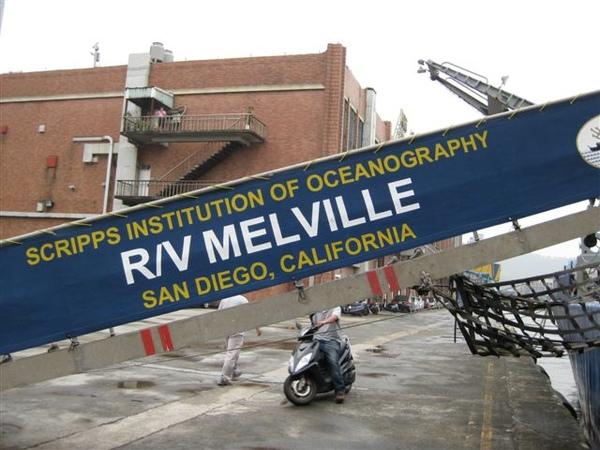 Melville 2009 Taiwan