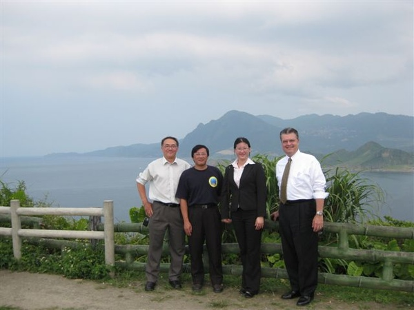 2009.06.10 Moeng, Chen, Hwu, McLean@Chiao-Jing.JPG