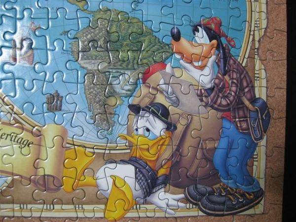 2009.07.17 Around the world heritage with Mickey 300片, 日製Tenyo拼圖 (12).JPG