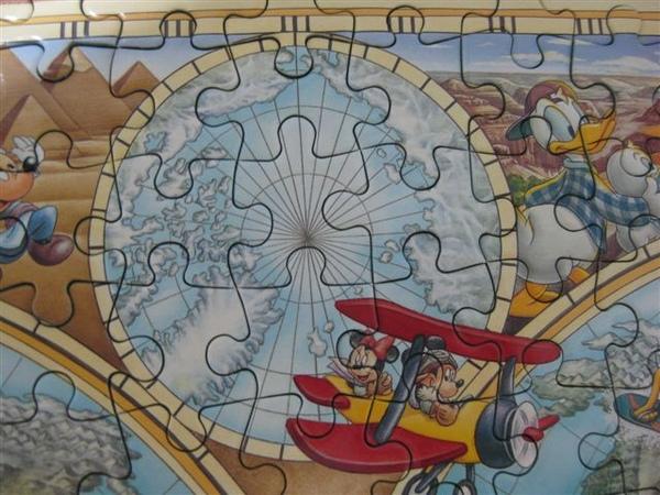 2009.07.17 Around the world heritage with Mickey 300片, 日製Tenyo拼圖 (16).JPG