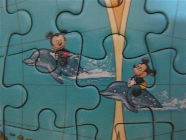2009.07.17 Around the world heritage with Mickey 300片, 日製Tenyo拼圖 (35).JPG