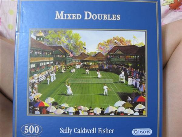 2009.08.02 500片Mixed Doubles by Sally Caldwell Fisher.JPG