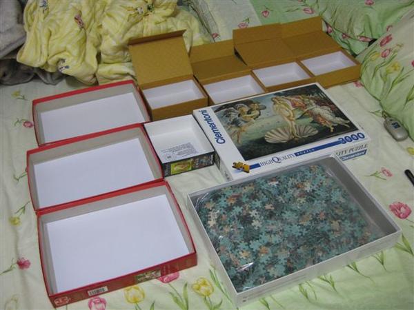 2009.11.28-29  3000片維納斯的[戰場].JPG