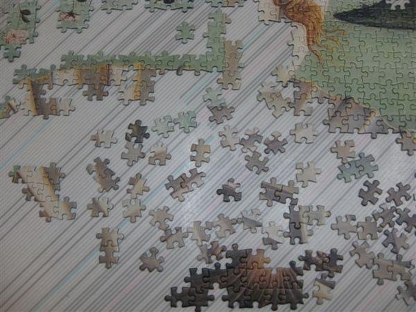 2009.12.01 3000片維納斯的進度 (7).JPG