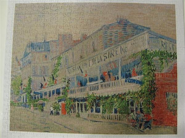 2010.07.19 500片Restaurant de Ia Sirene at Asnieres, 1887 (15).JPG