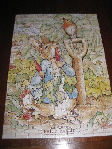 2011.04.09 108 pcs Peter Rabbit - Taste of Radishes胡蘿蔔的滋味 (3).jpg