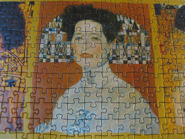 2010.08.16 1000 pcs Klimt-Ladies (13).JPG