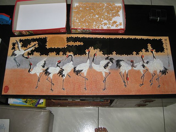 2010.08.10 1000片群仙賀舞 (1).JPG