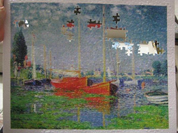 2010.10.17 500 pcs 莫內 - 亞嘉杜的紅帆船 (9).jpg