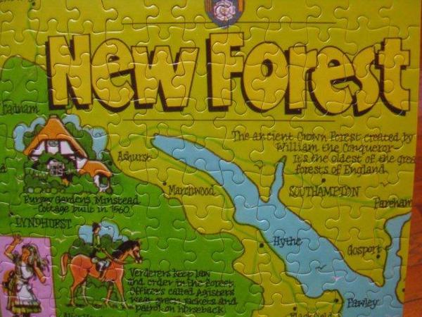 2010.11.03 300 pcs New Forest Postcard (UK) (9).jpg