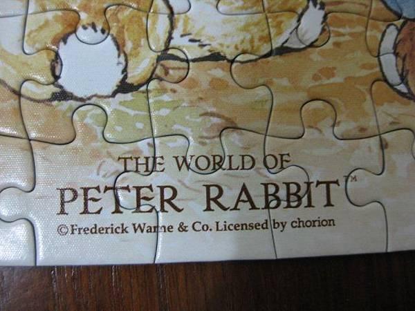 2011.04.09 108 pcs Peter Rabbit - Remember of Love愛的叮嚀 (6).jpg