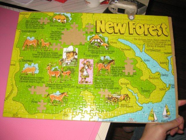 2010.11.03 300 pcs New Forest Postcard (UK) (7).jpg
