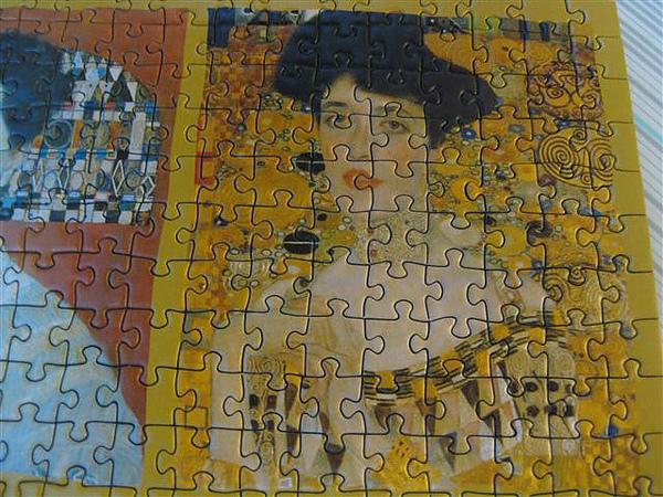 2010.08.16 1000 pcs Klimt-Ladies (14).JPG
