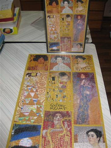 2010.08.16 1000 pcs Klimt-Ladies (6).JPG