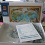 2009.07.17 Around the world heritage with Mickey 300片, 日製Tenyo拼圖 (2).JPG