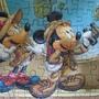 2009.07.17 Around the world heritage with Mickey 300片, 日製Tenyo拼圖 (11).JPG