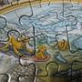 2009.07.17 Around the world heritage with Mickey 300片, 日製Tenyo拼圖 (25).JPG