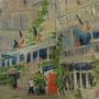 2010.07.19 500片Restaurant de Ia Sirene at Asnieres, 1887 (31).JPG