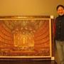 2009.12.07 3000片亞提納斯的音樂廳裱框 (8).JPG