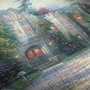 2010.01.11 500片Beyond Summer Gate by Thomas Kinkade (12).JPG