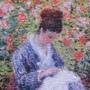 2010.10.31 500 pcs 亞嘉杜藝術家花園內的莫內夫人及孩子 (8).jpg