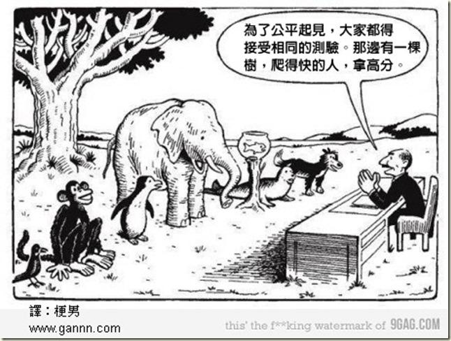 現在的教育制度