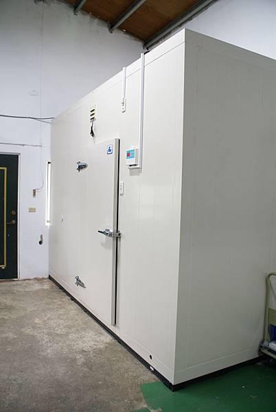 冷凍保存櫃