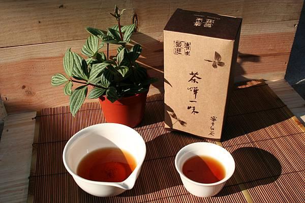 溫潤口感 香氣豐富的好茶