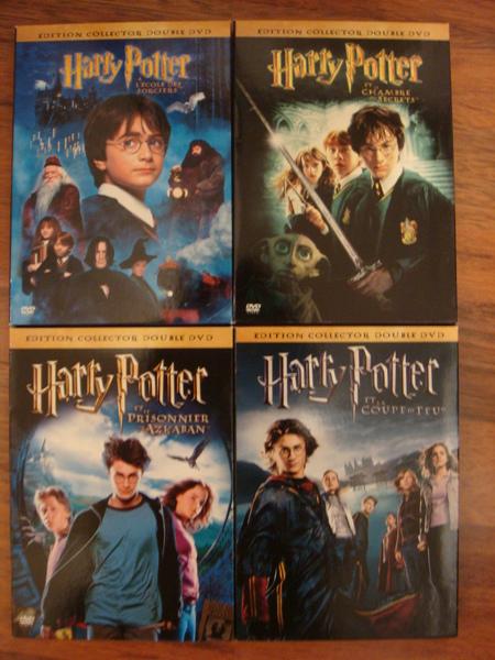 37 哈利波特1~4 法文DVD 共20歐.JPG