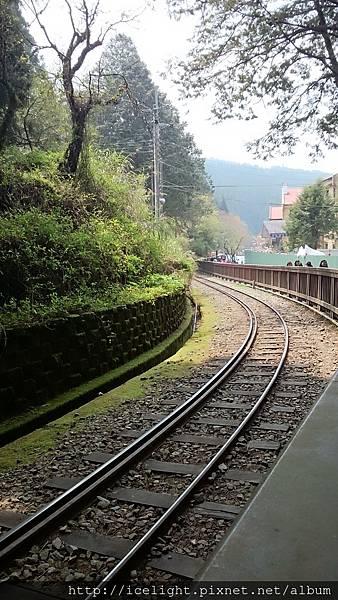 小火車鐵軌