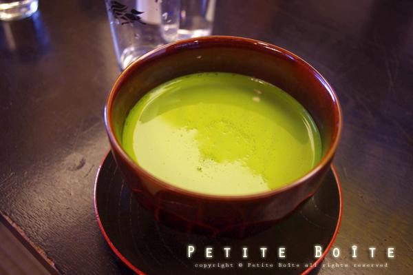 宇治調味抹茶(熱) NT.180