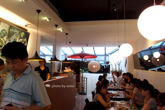 一樓用餐區