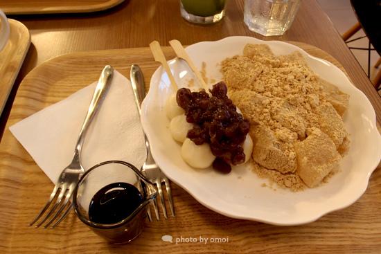 蕨餅白玉綜合