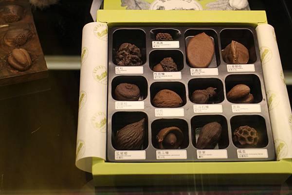 種子巧克力