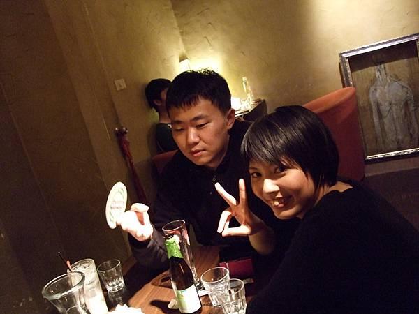 不再是阿兵哥與小妍