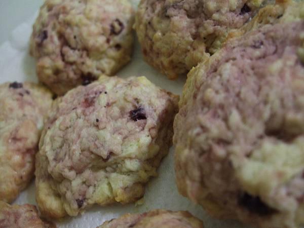 藍莓scone