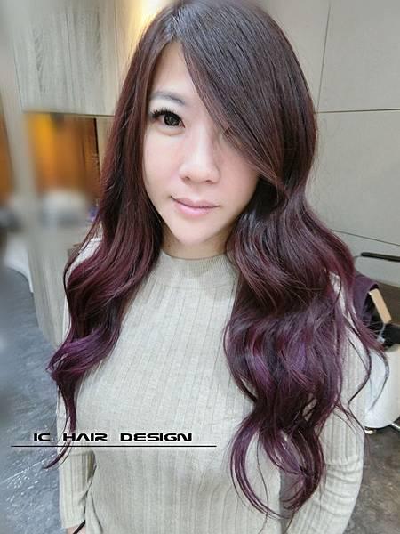 2018染髮,女生髮型髮色,台中染髮