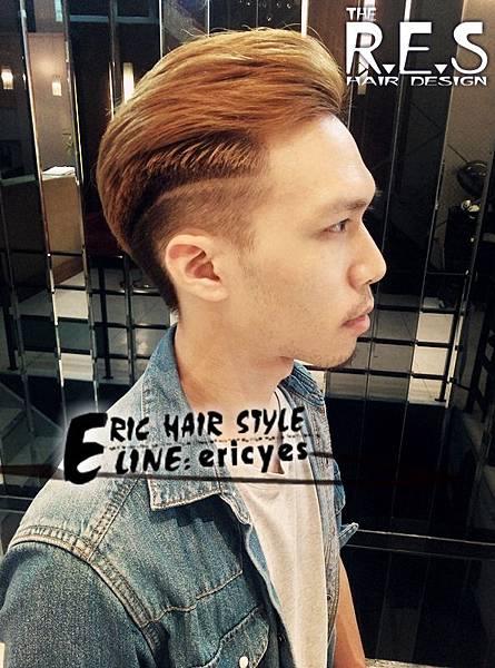 2018男生髮型髮色