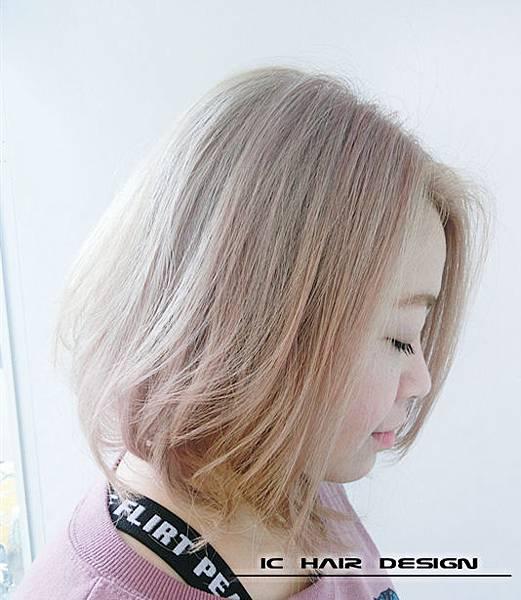 2018短髮髮型髮色2018染髮,女生髮型髮色,台中染髮