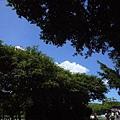范瑋琪<放電>mv拍攝當天      天很藍