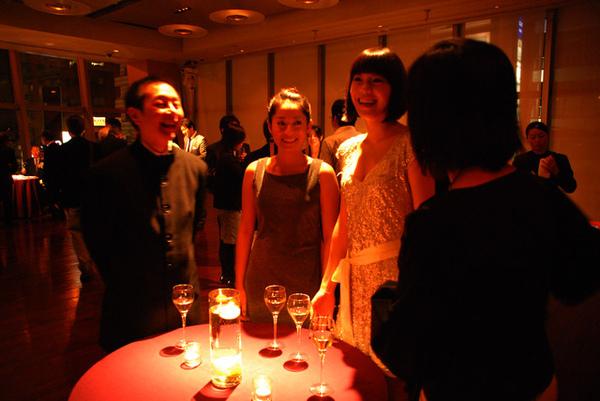 20081018東京影展開幕酒會