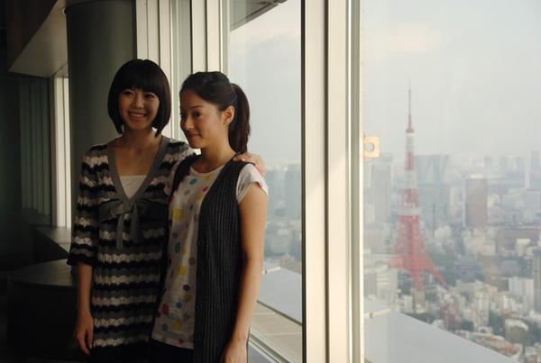 2008東京影展的官方拍攝,有登在隔天的刊物封面喔