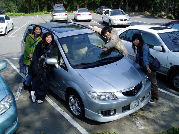 我們開去的媒體試車2005年新Permecy