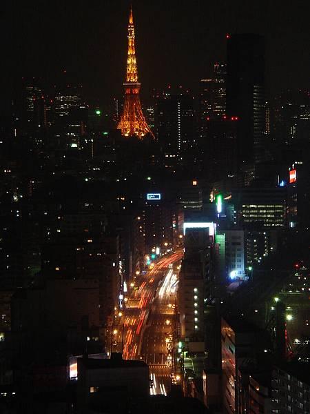 還是以東京鐵塔作為結束